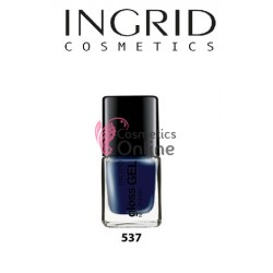 Lac de Unghii Gloss Gel Effect Ingrid 7 ml, 537