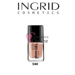 Lac de Unghii Gloss Gel Effect Ingrid 7 ml, 540